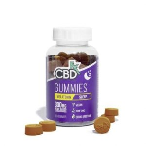 CBDfx Hemp Melatonin