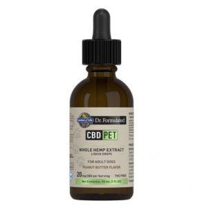 Dr. Formulated CBD Liquid Drops