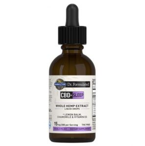 Dr. Formulated CBD+ Sleep Liquid Drops
