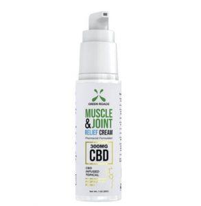 Green Roads CBD Pain Cream