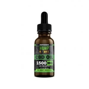 Hemp Bombs Peppermint Flavor