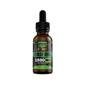 Hemp Bombs Peppermint Flavored