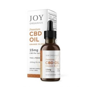 Joy Organics Orange Bliss