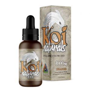 Koi Naturals Orange CBD Oil