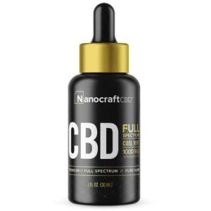NanoCraft CBD Gold Series