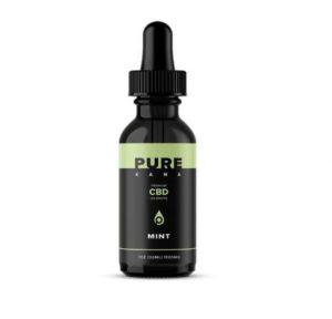 PureKana CBD Mint Tincture Oil