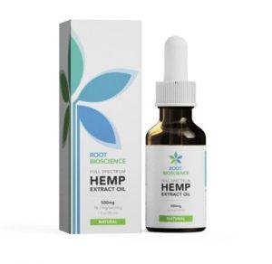 Root Bioscience Hemp Oil