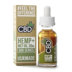 CBDFx Hemp+ MCT Oil