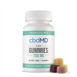 cbdMD CBD Oil Gummies