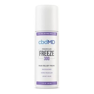 cbdMD Pain Relief Gel