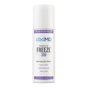 cbdMD Pain Relief Gel