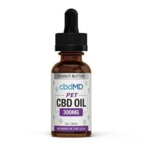 cbdMD Pet CBD Oil