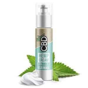 CBDfx CBD Hemp Cream