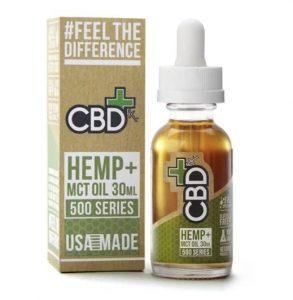 CBDfx Hemp MCT Oil