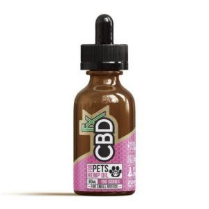 CBDfx Pet MCT Oil