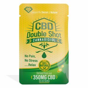 Diamond CBD 350mg Double Shot