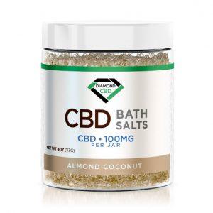 Diamond CBD Bath Salt
