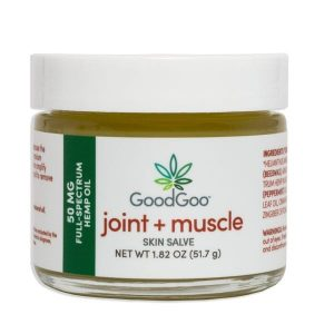 Good Goo Joint And Muscle CBD Skin Salve
