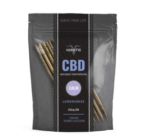 Ignite CBD Infused Toothpick