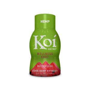 Koi CBD Watermelon Flavored Wellness Shots