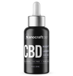 NanoCraft CBD Night Formula