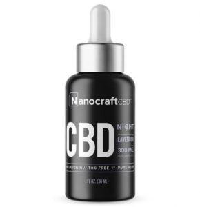 NanoCraft CBD Night Formula