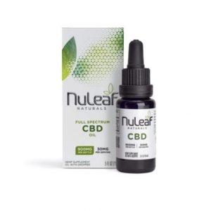 NuLeaf Full Spectrum CBD Oil