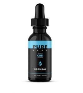 PureKana CBD Natural Tincture Oil