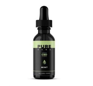 PureKana Mint CBD Oil