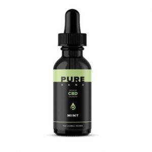 PureKana Mint CBD Oil