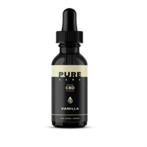 PureKana Vanilla Flavored CBD Oil