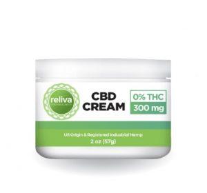 Reliva CBD Cream