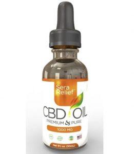 Sera Relief CBD Oil