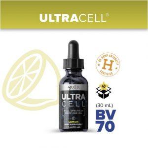 Zilis UltraCell Full Spectrum CBD Oil Zilis CBD