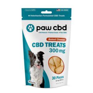 cbdMD Baked Cheese Dog Treats