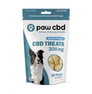 cbdMD Sweet Potato Dog Treats