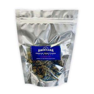 Americana CBD Flower Blueberry Haze