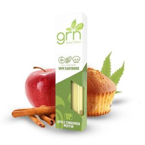 GRN CBD Apple Cinnamon