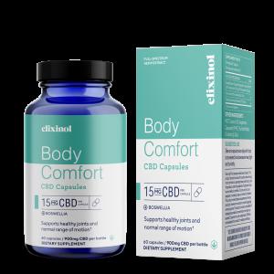 Body Comfort Capsules