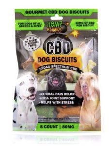 CBD Dog Biscuit