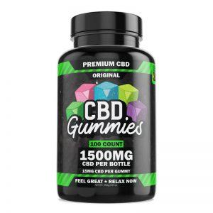 CBD Gummies Hemp Bombs CBD