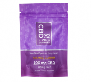 CBD Living Gummies