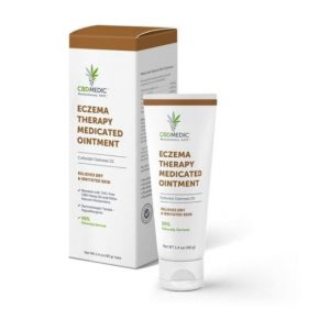 CBDMEDIC™ Eczema Therapy Medicated Ointment