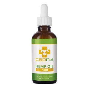 CbdPet CBD Tincture Oil