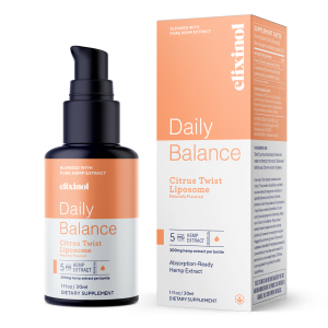 Daily balance CBD blend Liposome
