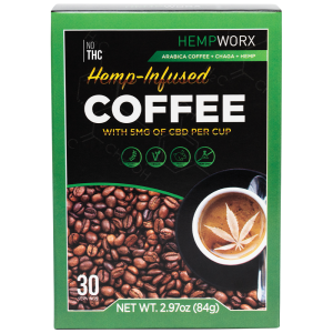 HempWorx Hemp-Infused Coffee