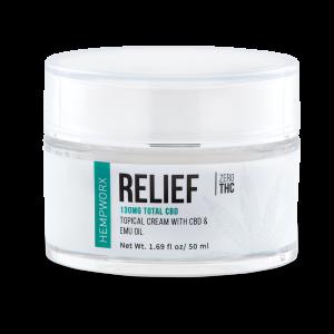 HempWorx Relief Cream
