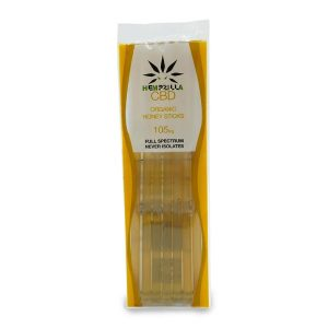 Hempzilla CBD Honey Sticks