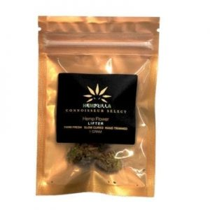 Hempzilla Full Spectrum CBD Flower Bag