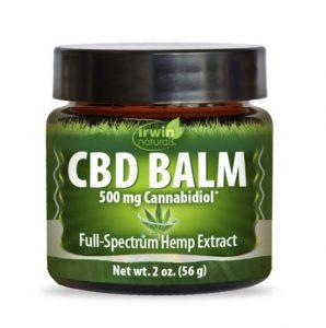 Irwin Naturals CBD Balm